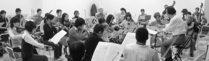 音楽監督 武藤英明氏によるレッスン(第2回定期演奏会前)